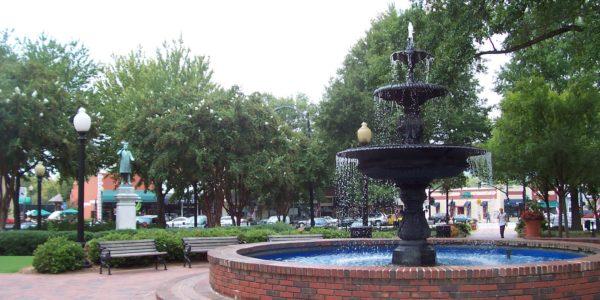 Historic Marietta Square Glover Park DRA Homes Jenna Dixon