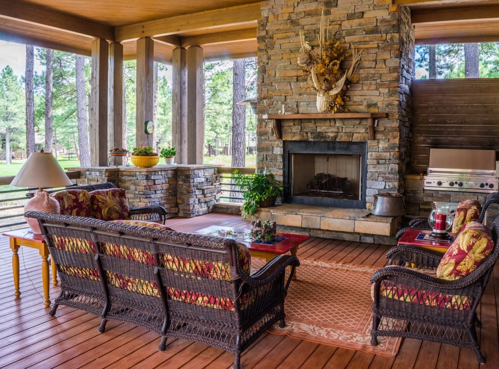 Outdoor living space | Increase Home Value