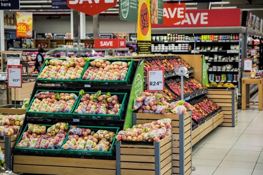 Grocery Store | Walkable Neighborhood | Arbor Oaks