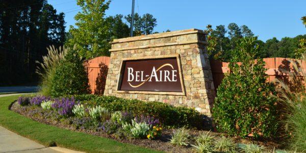 BelAire Creekside Powder Springs Monument