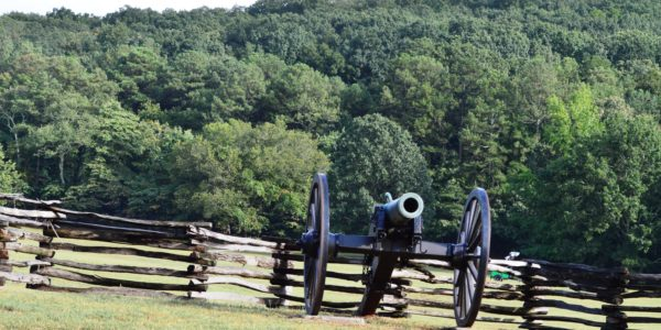 Cannon Kennesaw Mountain 2