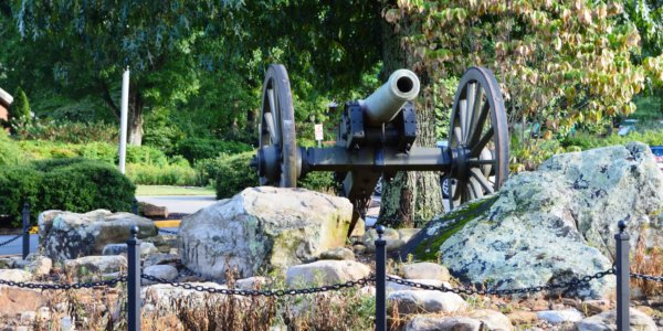 Cannon Kennesaw Mountain
