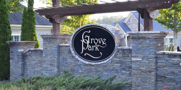 Grove Park Marietta Monument