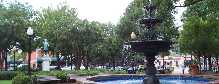 Glover Park | Marietta Square