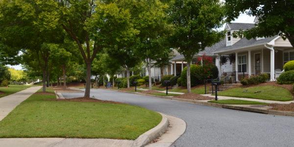 Silver Springs Village Street Powder Springs