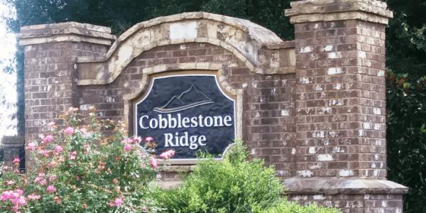 Cobblestone Ridge Entrance Slider