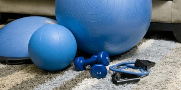 fitness equipment slider