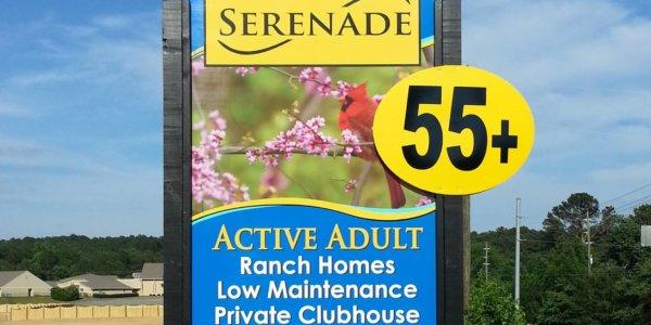 Serenade Sign