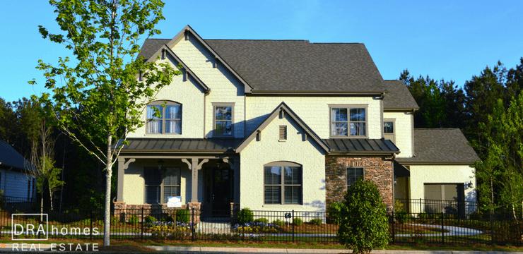 Kyle Farm Model Home