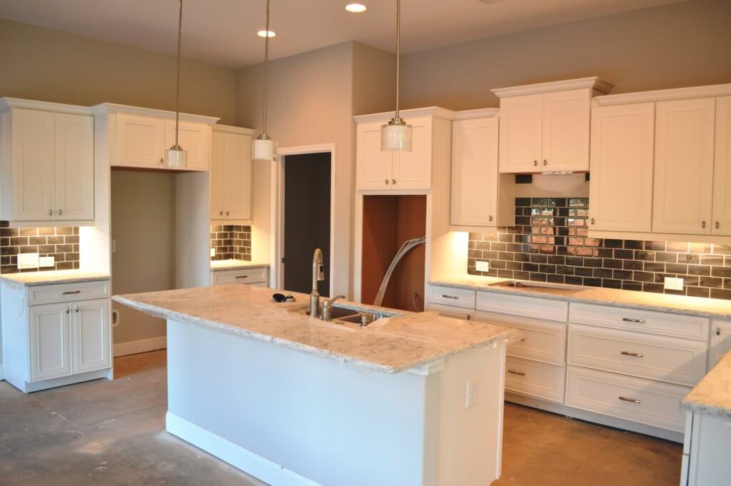 Model Kitchen | Retirement communities in North Georgia | Active Adult | 55+ communities