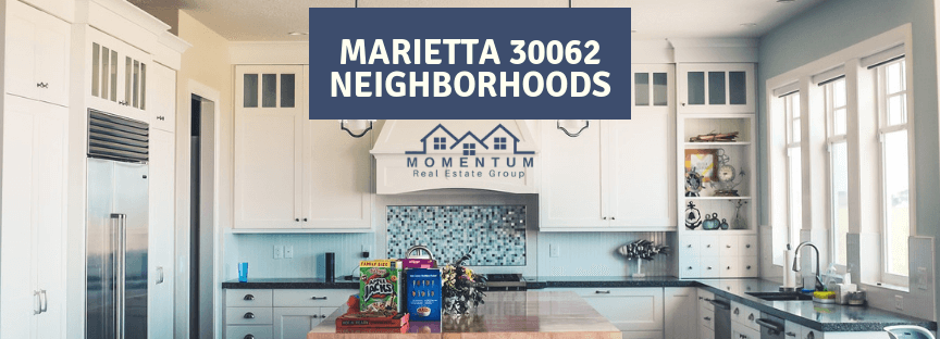 Marietta 30062 Neighborhoods | Marietta 30062 Homes for Sale | Marietta Homes for Sale | Jenna Dixon | Momentum Real Estate Group | Kitchen