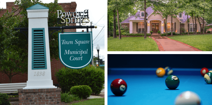 Powder Springs Homes for Sale with Basement | Powder Springs Homes with Basements | Home with Basement| Jenna Dixon | Momentum Real Estate