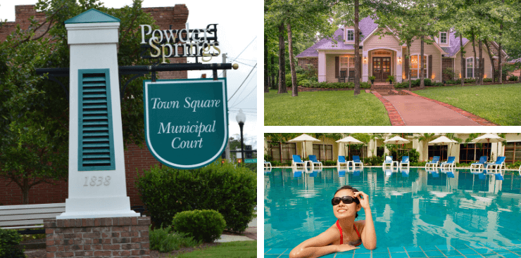 Powder Springs Homes for Sale with Pools | Powder Springs Homes with Pools | Home with Pool | Jenna Dixon | Momentum Real Estate