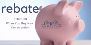 Save money on a new home _ Buyer rebate on new construction _ Commission Rebate