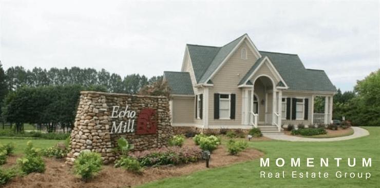 Echo Mill Powder Springs Homes for Sale   Powder Springs Homes for Sale   Jenna Dixon   Momentum Real Estate