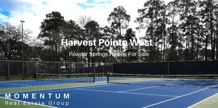 Harvest Pointe West Powder Springs   Powder Springs Homes for Sale   Jenna Dixon   Momentum Real Estate