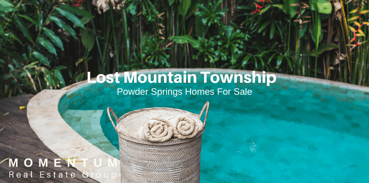 Lost Mountain Township Powder Springs | Powder Springs Homes for Sale | Estate Homes | Jenna Dixon | Momentum Real Estate