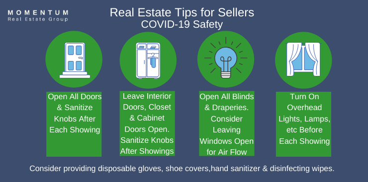 COVID-19 Real Estate | Selling Your Home During Pandemic | Safety | Jenna Dixon