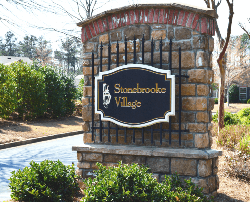 Stonebrooke Village _ Kennesaw _ 55 & Over Condos For Sale