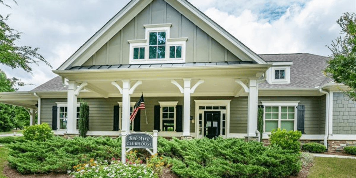 Bel-Aire Powder Springs _ Club House _ 55 & Over Homes for Sale _ Jenna Dixon