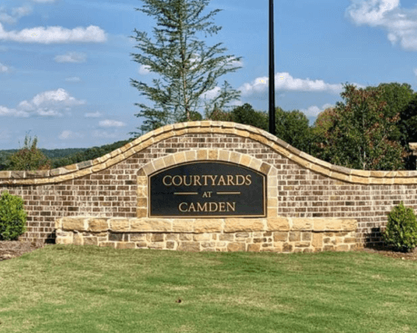 Active Adult Acworth | Courtyards at Camden | Homes for Sale | 55+ Community