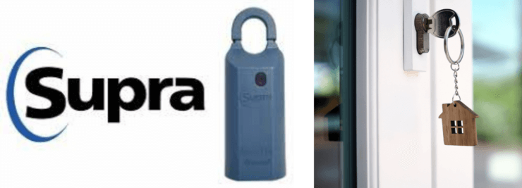 Sell Your Home _ Supra Electronic Lockbox